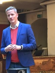 Magnus Svensson, pianist
